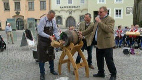 Eröffnung Genussmarkt in Freistadt