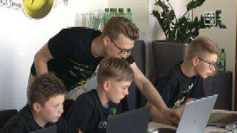 Erste Programmierschule im Mühlviertel bei COUNT-IT