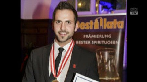 Peter Affenzeller holt Gold Medaille nach Oberösterreich