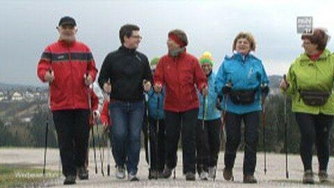 """""""Walk&Talk"""" mit Landesrätin Gertraud Jahn"""
