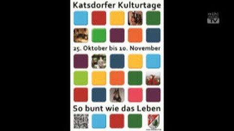 Vorankündigung Katsdorfer Kulturtage 2013