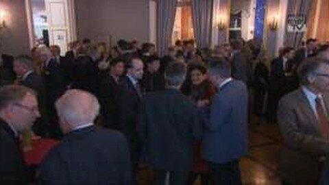 Neujahrsempfang Wirtschaftsbund OÖ 2012