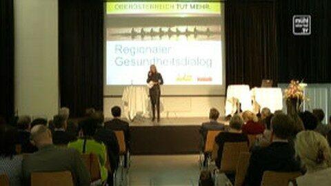 Gesundheitsdialog mit LH Pühringer in Freistadt