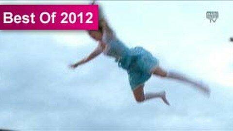 Flying-Dirndl in Nebelberg – Kurzversion