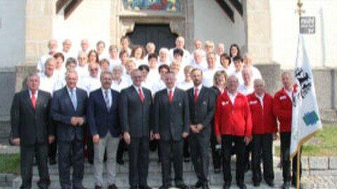 10 Jahre Rotes Kreuz Bad Kreuzen – LTP Sigl dankt allen Ehrenamtlichen
