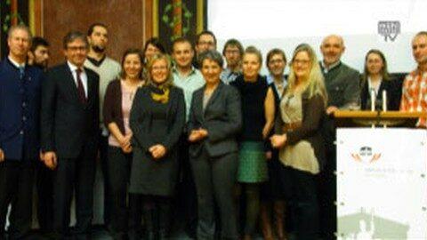 Zukunftsforum Windhaag erhält den Demokratiepreis