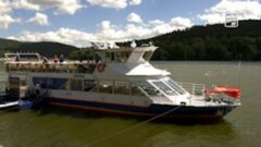 Schiffstaufe MS Smetana in Lipno