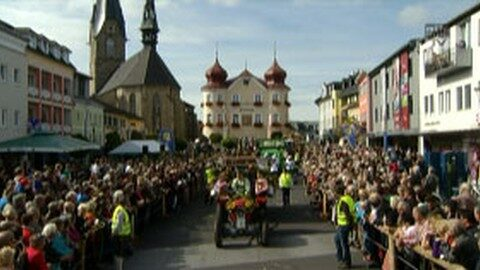 Bezirkserntedankfest in Bad Leonfelden