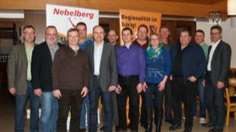 104 Wirtschaftsbetriebe vereinigt im Grenzlandverein
