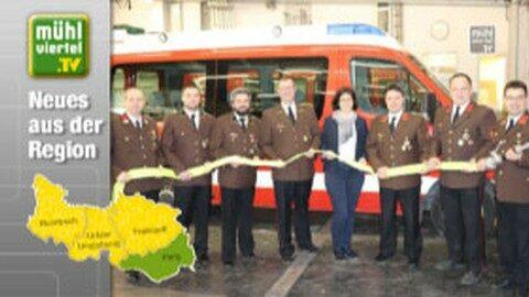 Feuerwehrkommandant in St. Georgen/Gusen wiedergewählt
