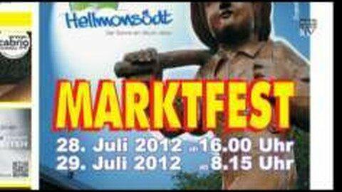 Ankündigung Marktfest Hellmonsödt