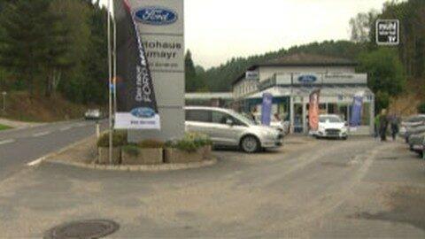 Vorstellung Autohaus Aumayr in Schönau im Mühlkreis