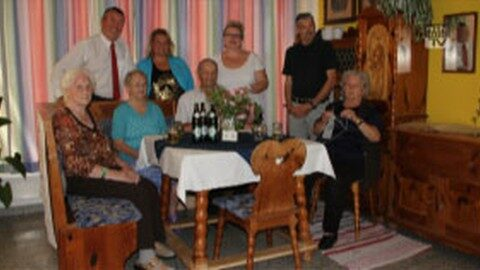 "Im Seniorenheim Pregarten wie ""dahaom"""