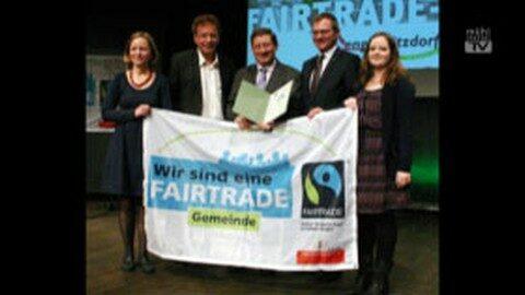 Engerwitzdorf erhält Auszeichnung zur FAIRTRADE-Gemeinde