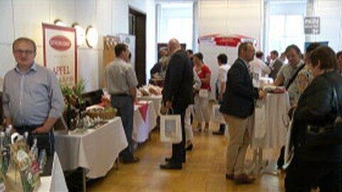 Genussland Produzentenmesse in den Redoutensälen Linz