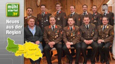 Neuer Feuerwehrkommandant in Nebelberg