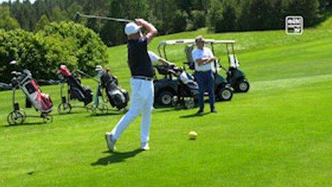 Neugestaltung Golfplatz Sterngartl