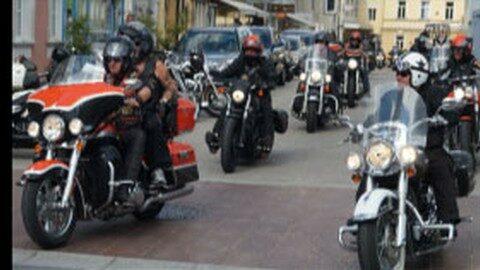 Ankündigung Harley-Davidson Charity Tour 2014