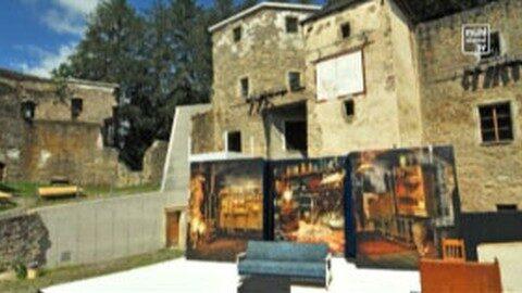 Ankündigung Burgfestspiele Reichenau
