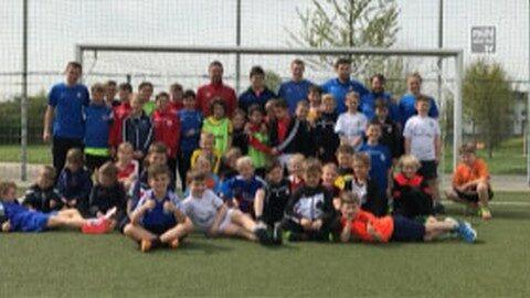 Fussballschule OÖ: Trainieren wie die Profis