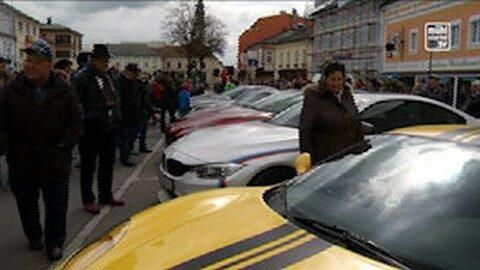 Sportwagentreffen in Bad Leonfelden