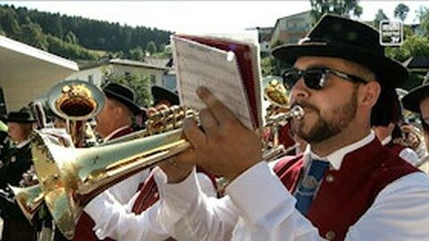 Eröffnung Musikheim Unterweißenbach