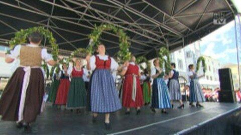 Brauchtumsfest in Freistadt