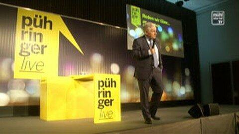 Pühringer live in Mauthausen