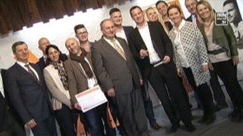JW Jahresauftakt 2016 in Alberndorf