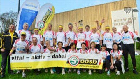 Gemeinsam.Sportlich.Vital: Linz-Marathon am 6. April 2014