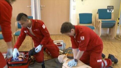 Rotes Kreuz legte im Vorjahr 1 Million Kilometer zurück