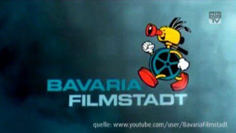 Fahrt in die Bavaria Filmstudios München