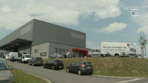 Eröffnung Produktionshalle INNOVAMETALL in Niederkappel