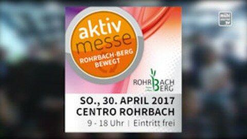 Ankündigung Aktivmesse in Rohrbach