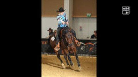 Turniererfolg auf der Westernshow Wels