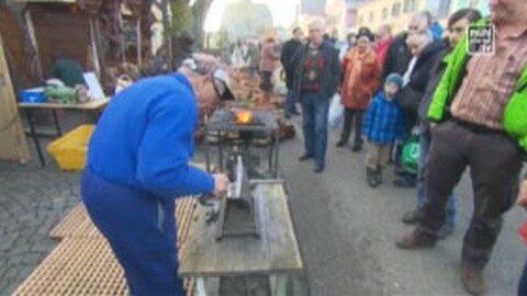 Ankündigung Brauchtumsmarkt Oberneukirchen 19./20. November 2016