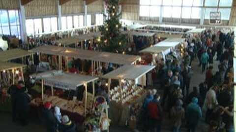 Weihnachtsmarkt in St. Peter am Wimberg