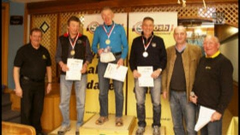 Klassensiege bei den alpinen Schimeisterschaften