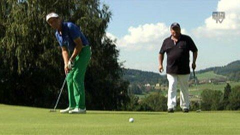 Golfturnier des Lions- u. Rotaryclubs