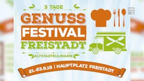 Ankündigung Kürbisfest Freistadt