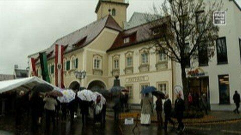 Eröffnung Rathaus in Rohrbach-Berg