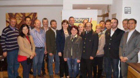 Gemeindeparteitag in Unterweißenbach 2014