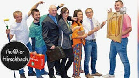 "Ankündigung Theater in Hirschbach 2020 ""RESET – Alles auf Anfang"""