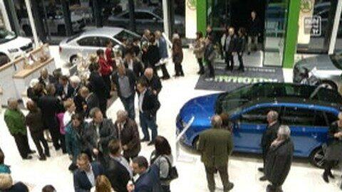 Eröffnung Autohaus Ortner in Wartberg ob der Aist