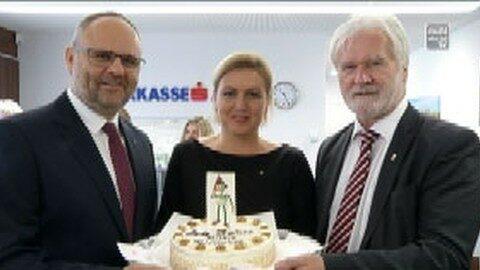Eröffnung neue Sparkasse OÖ – Filiale in Feldkirchen