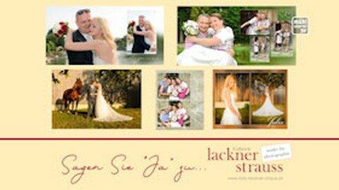 Sag JA zu Foto Lackner Strauss!