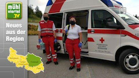 Gelebte Kooperation zwischen dem Roten Kreuz und Raiffeisen