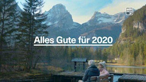 Neujahrsspot von Landeshauptmann Thomas Stelzer