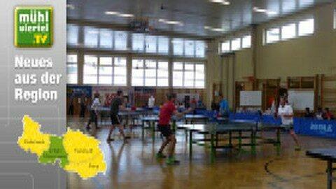 Tischtennisturnier Bad Leonfelden