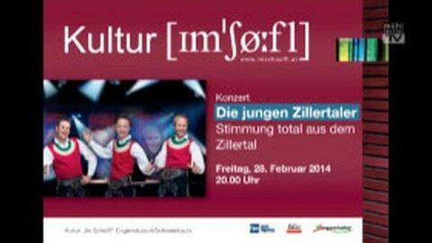 Ankündigung und Kartenverlosung Jungen Zillertaler in Engerwitzdorf